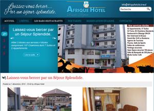 Les r f rences de azerty azerty informatique et for Design hotel douala